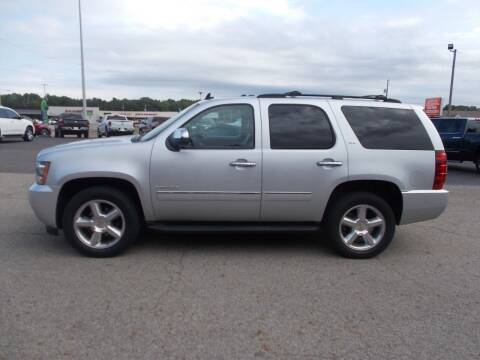 2012 Chevrolet Tahoe for sale at West TN Automotive in Dresden TN