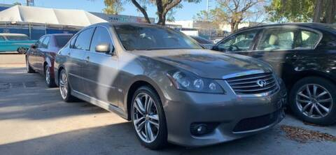 2008 Infiniti M35 for sale at Boss Automotive in Hollywood FL