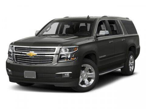 2017 Chevrolet Suburban for sale at Griffin Buick GMC in Monroe NC