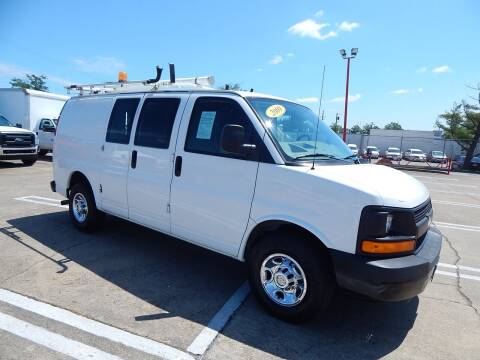 2009 Chevrolet Express Cargo for sale at Vail Automotive in Norfolk VA
