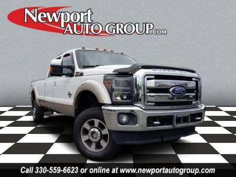2011 Ford F-250 Super Duty for sale at Newport Auto Group Boardman in Boardman OH
