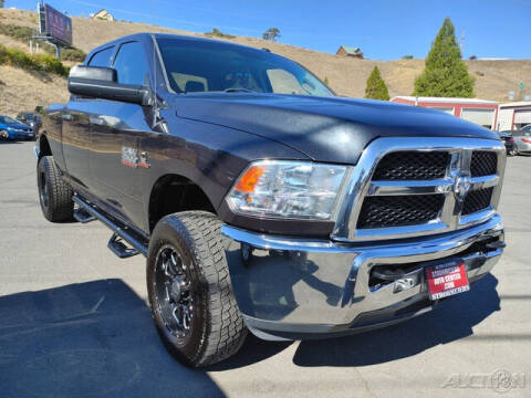 2017 RAM Ram Pickup 2500 for sale at Guy Strohmeiers Auto Center in Lakeport CA