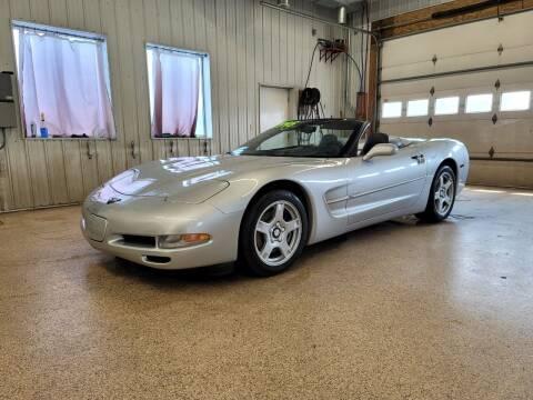 1999 Chevrolet Corvette for sale at Sand's Auto Sales in Cambridge MN