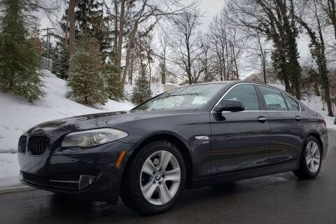 2012 BMW 5 Series for sale at The Motor Collection in Columbus OH