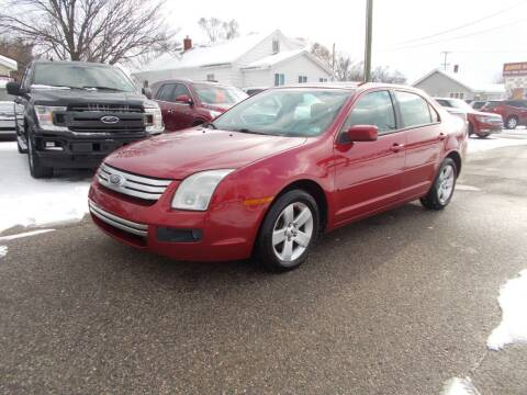 2009 Ford Fusion for sale at Jenison Auto Sales in Jenison MI