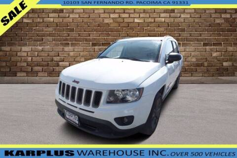 2016 Jeep Compass for sale at Karplus Warehouse in Pacoima CA