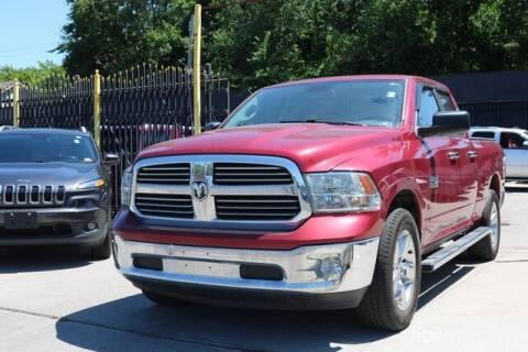 2014 RAM Ram Pickup 1500 for sale at F & M AUTO SALES in Detroit MI