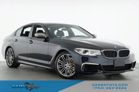 2018 BMW 5 Series for sale at JumboAutoGroup.com - Carsntoyz.com in Hollywood FL