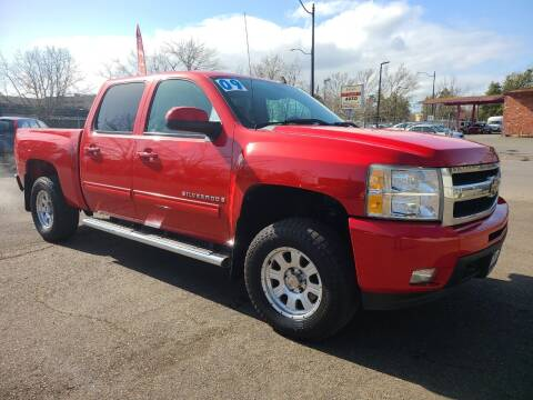 2009 Chevrolet Silverado 1500 for sale at Universal Auto Sales in Salem OR