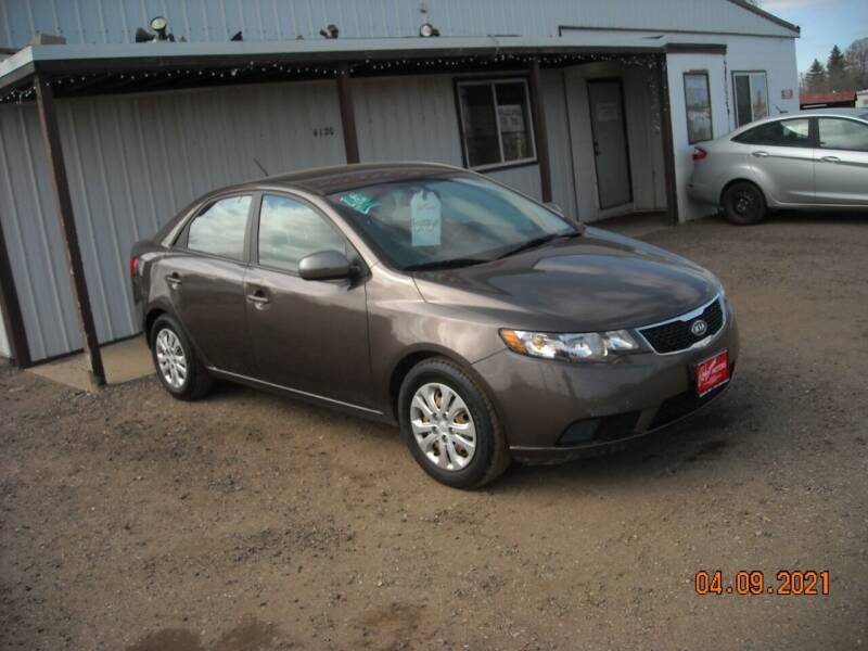 2013 Kia Forte for sale at Ron Lowman Motors Minot in Minot ND