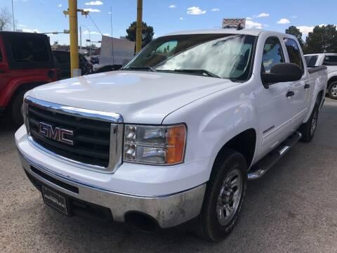 2011 GMC Sierra 1500 for sale at Fiesta Motors Inc in Las Cruces NM