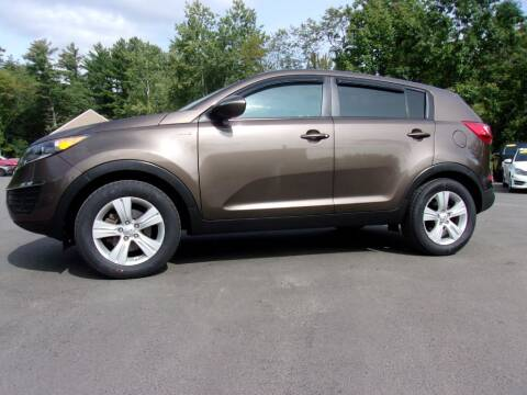 2013 Kia Sportage for sale at Mark's Discount Truck & Auto Sales in Londonderry NH