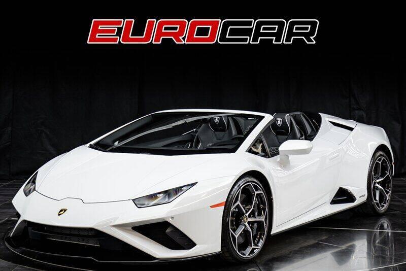2021 Lamborghini Huracan for sale in Costa Mesa, CA