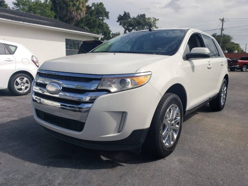 2012 Ford Edge for sale at Linus International Inc in Tampa FL