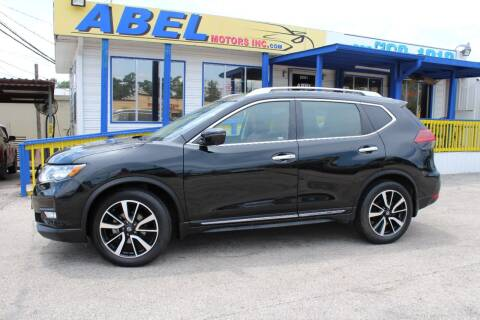 2018 Nissan Rogue for sale at Abel Motors, Inc. in Conroe TX