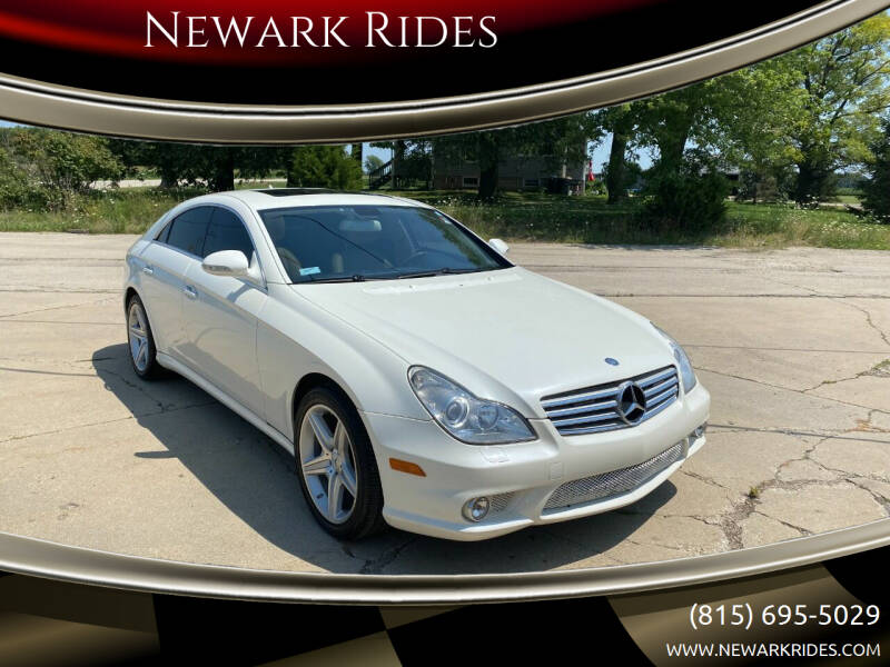 2008 Mercedes-Benz CLS for sale at Newark Rides in Newark IL