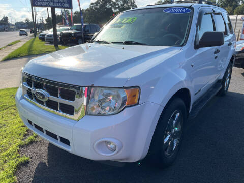 2008 Ford Escape for sale at Cars for Less in Phenix City AL