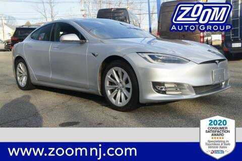 2017 Tesla Model S for sale at Zoom Auto Group in Parsippany NJ