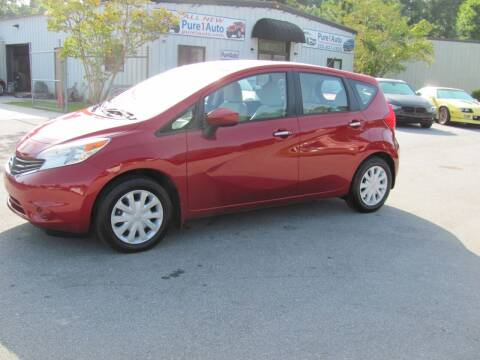 2015 Nissan Versa Note for sale at Pure 1 Auto in New Bern NC
