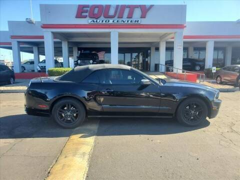 2014 Ford Mustang for sale at EQUITY AUTO CENTER in Phoenix AZ