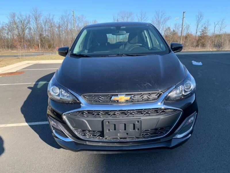 2020 Chevrolet Spark for sale at Dulles Cars in Sterling VA
