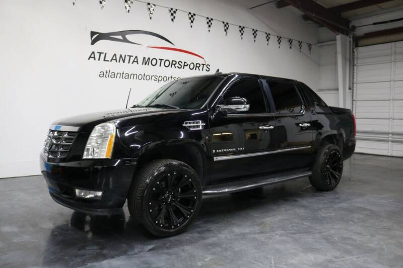 2007 Cadillac Escalade EXT for sale at Atlanta Motorsports in Roswell GA