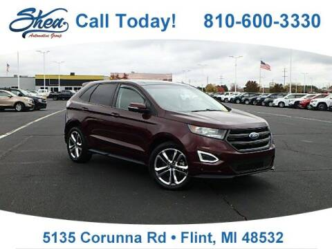 2017 Ford Edge for sale at Jamie Sells Cars 810 in Flint MI