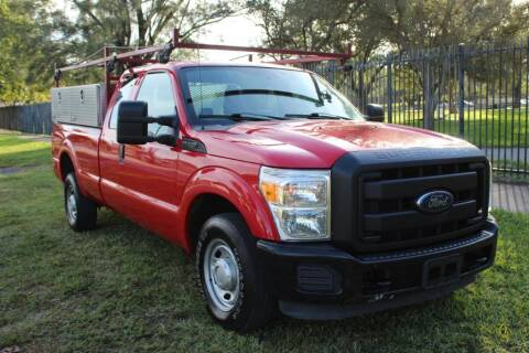 2012 Ford F-250 Super Duty for sale at Truck and Van Outlet - All Inventory in Hollywood FL