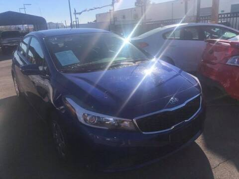 2017 Kia Forte for sale at Silver Star Auto in San Bernardino CA