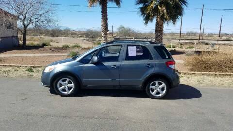 2008 Suzuki SX4 Crossover for sale at Ryan Richardson Motor Company in Alamogordo NM