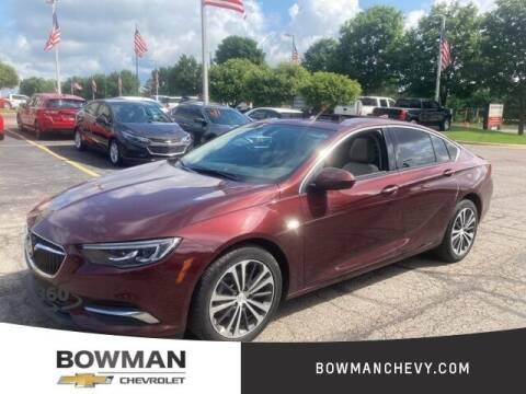 2018 Buick Regal Sportback for sale at Bowman Auto Center in Clarkston MI