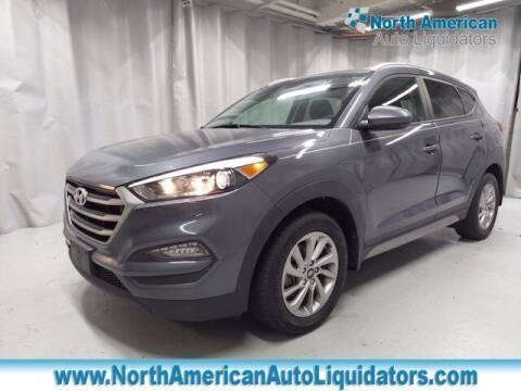 2017 Hyundai Tucson for sale at North American Auto Liquidators in Essington PA