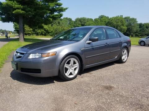 2005 Acura TL for sale at Shores Auto in Lakeland Shores MN