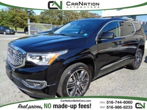 2018 GMC Acadia for sale at CarNation AUTOBUYERS, Inc. in Rockville Centre NY