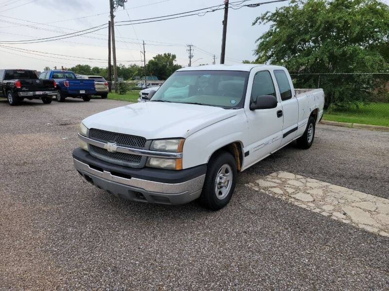 2003 Chevrolet Silverado 1500 for sale at 2nd Chance Auto Sales in Montgomery AL