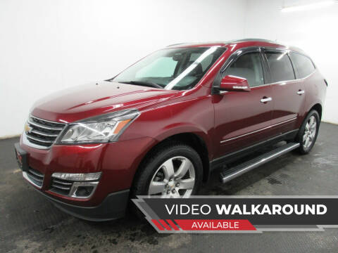 2017 Chevrolet Traverse for sale at Automotive Connection in Fairfield OH