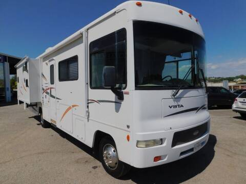2008 Winnebago VISTA 32K for sale at Gold Country RV in Auburn CA
