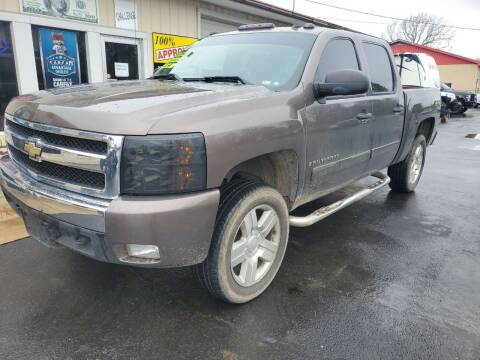 2007 Chevrolet Silverado 1500 for sale at Bailey Family Auto Sales in Lincoln AR