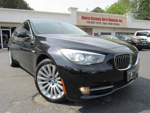 2013 BMW 5 Series for sale at North Georgia Auto Brokers in Snellville GA