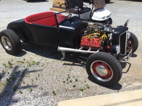 1927 Ford roadster for sale at K & E Auto Sales in Ardmore AL