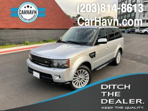 2013 Land Rover Range Rover Sport for sale at CarHavn in New Haven CT