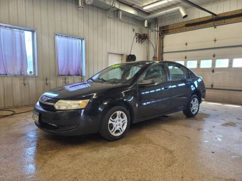 2004 Saturn Ion for sale at Sand's Auto Sales in Cambridge MN