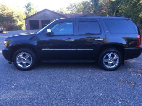 2010 Chevrolet Tahoe for sale at Lou Rivers Used Cars in Palmer MA