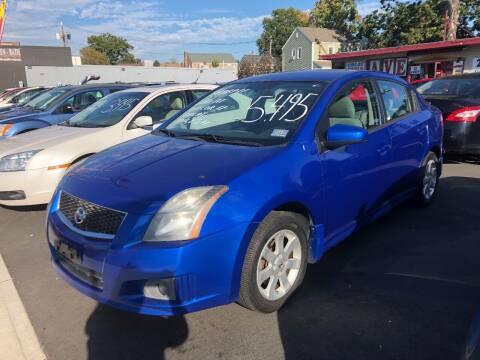 2010 Nissan Sentra for sale at BIG C MOTORS in Linden NJ