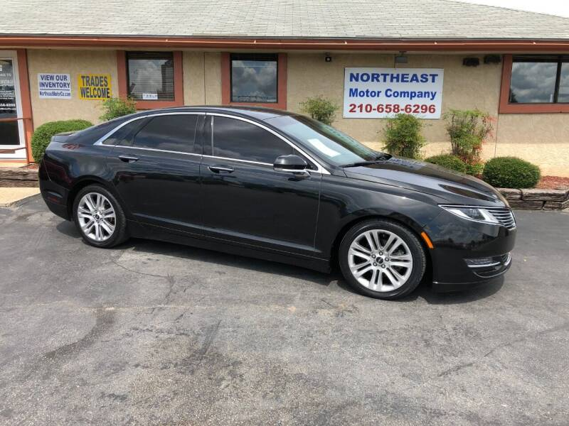 2015 Lincoln MKZ Hybrid for sale in Universal City, TX