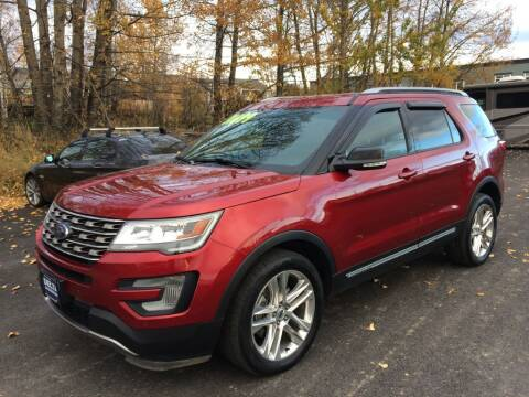 2017 Ford Explorer for sale at Delta Car Connection LLC in Anchorage AK
