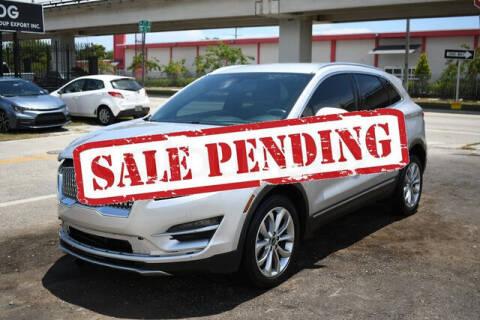 2019 Lincoln MKC for sale at ELITE MOTOR CARS OF MIAMI in Miami FL