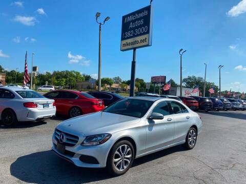 2018 Mercedes-Benz C-Class for sale at Michaels Autos in Orlando FL