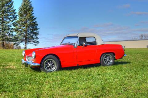 1963 MG Midget for sale at Hooked On Classics in Watertown MN
