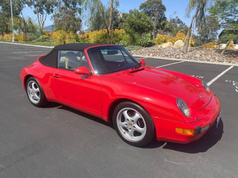 1995 Porsche 911 for sale at CAS in San Diego CA